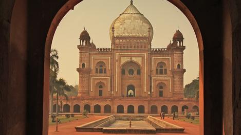Túmulo de Safdarjung, Nova Delhi