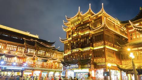 Yu Garden, Shangai