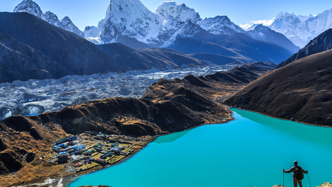 Khumbu, Nepal
