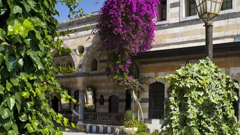 Palácio Azem, Damasco