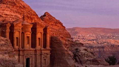 Ad Deir, Jordânia