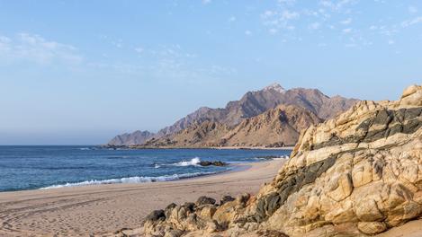 Proximidades de Jarziz, Omã