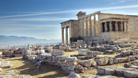 Parthenon, Acropolis, Atenas