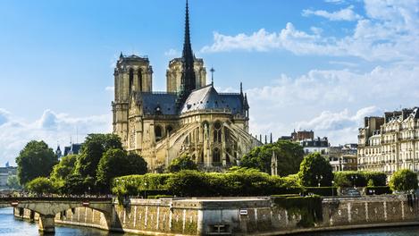 O encantamento da Notre-Dame