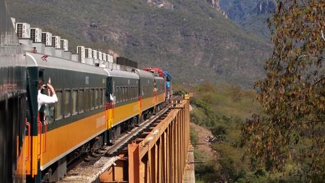 Nos trilhos: clássicas viagens de trem pelo mundo