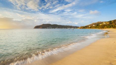 Ilha Bequia, Granadinas