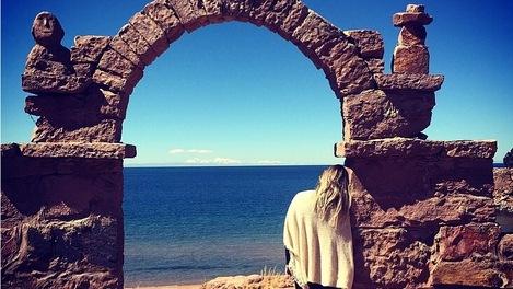 Fernanda Monteiro conta sobre sua viagem ao Peru