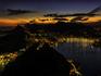 Uma noite de agito no Rio
