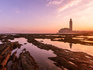 O nascer do sol em Casablanca