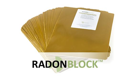 Radon Block