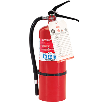 Extinguisher make it right� ABC Fire Extinguisher Label at bakdesigns.co
