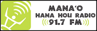 Manao Hana Hou Radio 91.7FM
