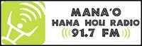 Manao Hana Hou Radio 91.7FM