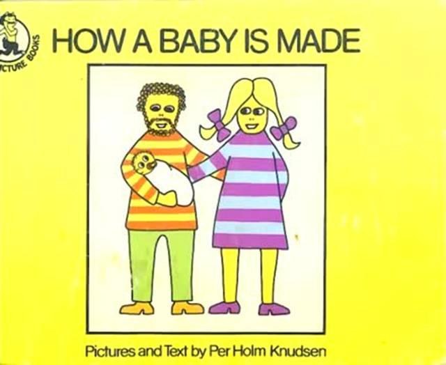 How A Baby Is Made Taken from - https://www.youtube.com/watch?v=AJ4NUmeJ-fs