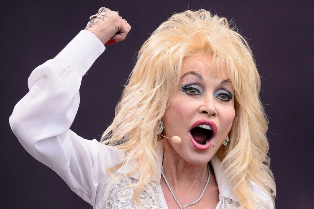 dolly parton insured her breasts