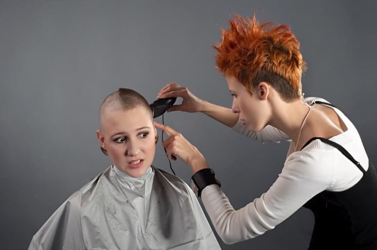Image Result For Female Headshave Stories