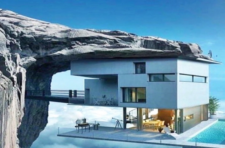 Amazing Houses Part - 42: Get Prepared For The Zombie Apocalypse With One Of These Amazing Houses