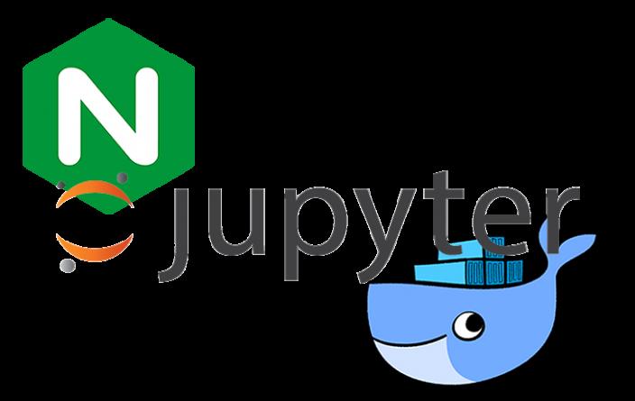 Docker Reverse Proxy Jupyter Notebook