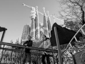 Plaça de la Sagrada Família