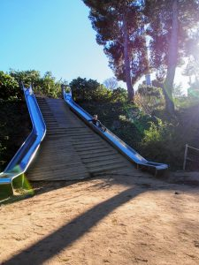 Barcelona slides