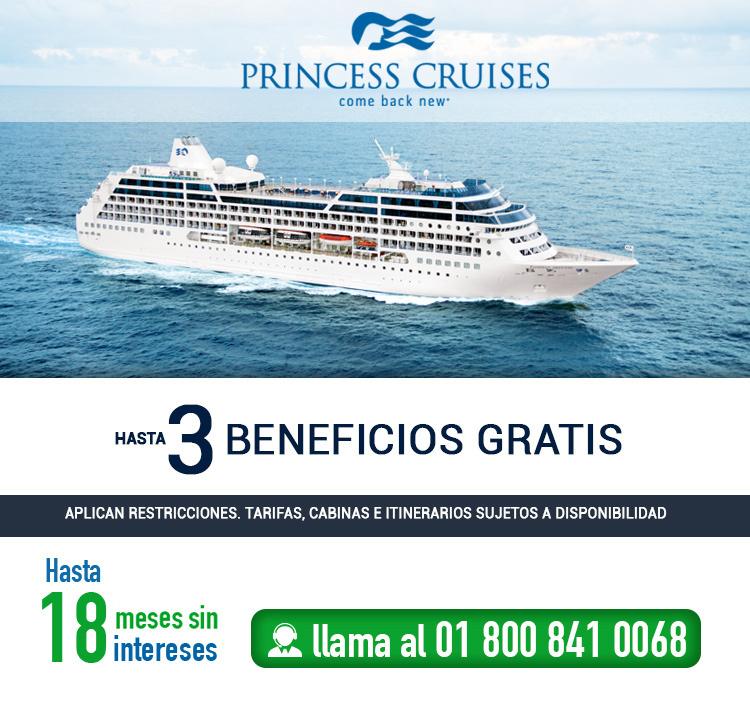 Cruceros princess - Nosotros te llamamos ...