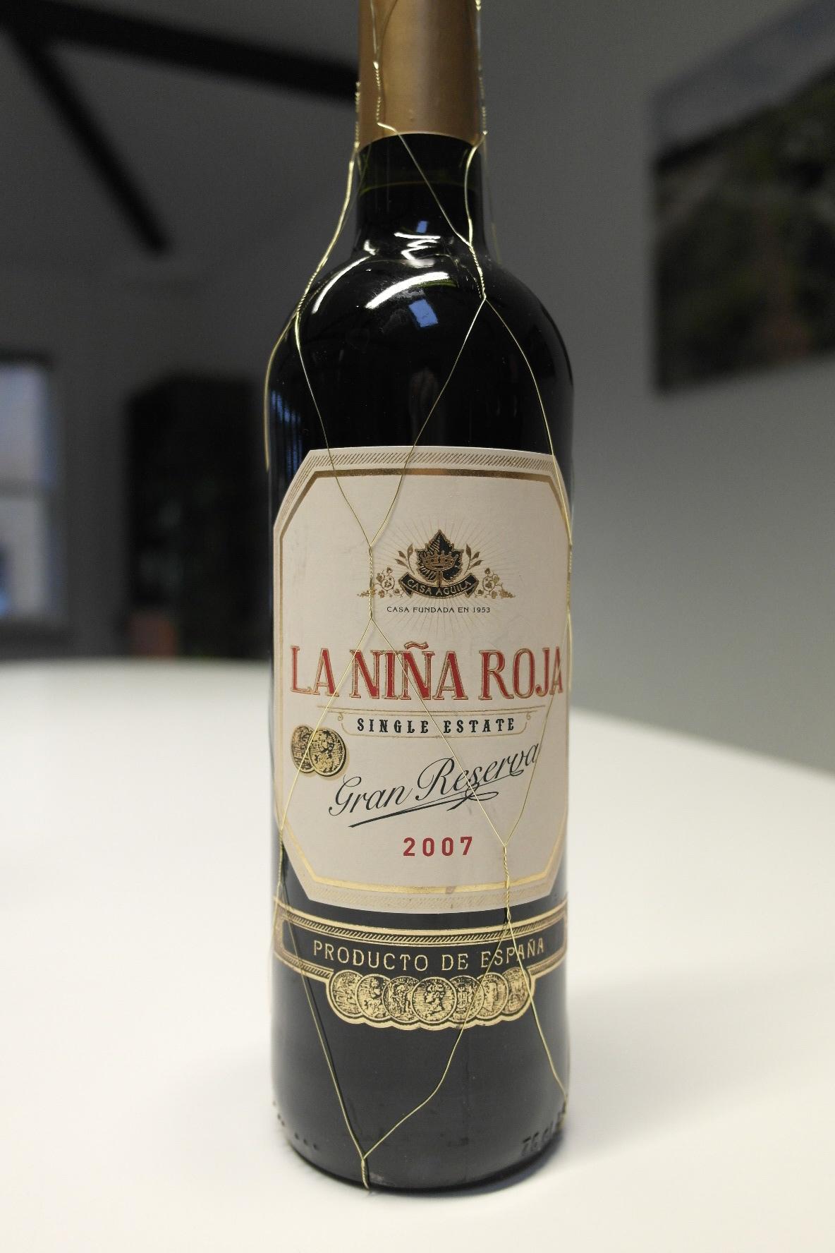 La Nina Roja 2007