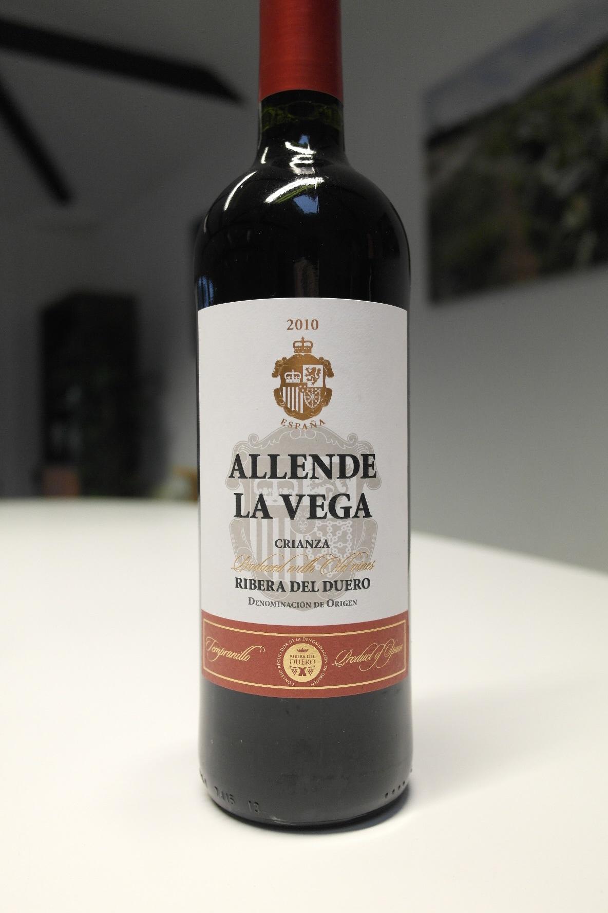 Allende la Vega 2010