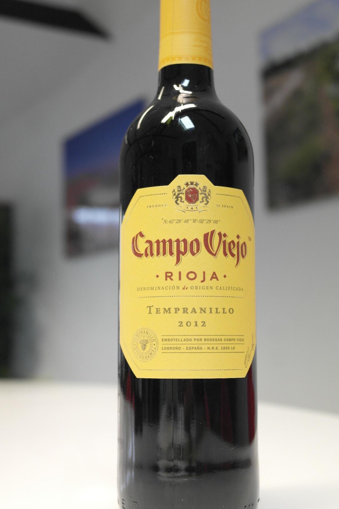 Campo Viejo 2012