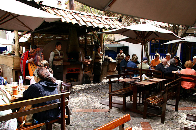 © Cusco Restaurants
