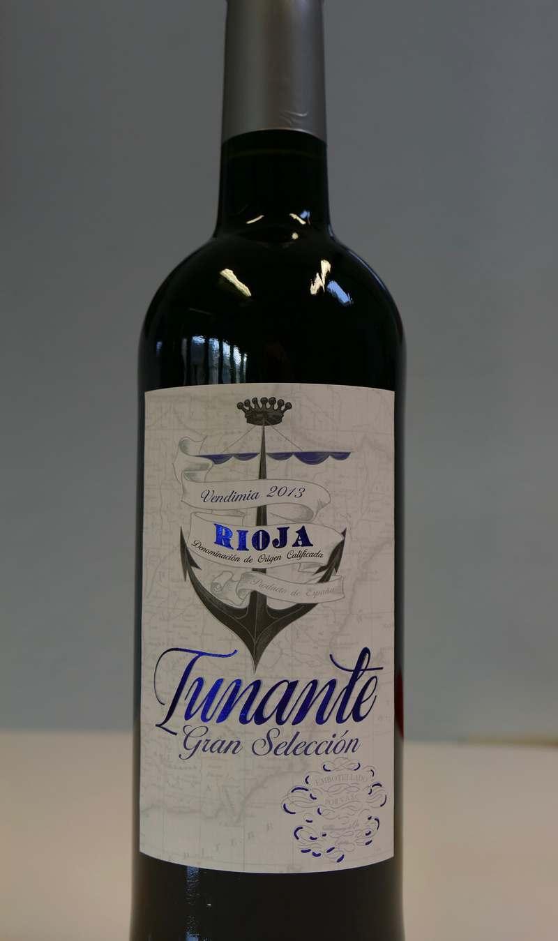 Tenant Rioja 2013