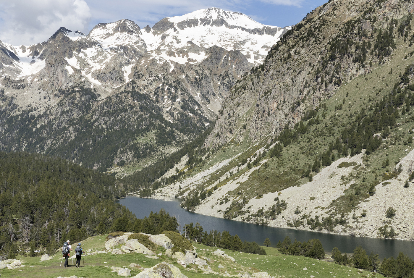 best hikes pyrenees