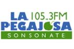 Radio La Pegajosa 105.3 FM, Sonsonate, Radios en vivo de El Salvador, radio live station