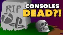 Is Console Gaming DEAD? - LIVE #54