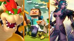 Nintendo vs Leaked Review Games + Minecraft WORSE Together + World of Warcraft Legacy EMBEZZLEMENT
