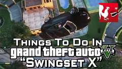 GTA V - Swingset X