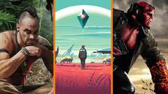 Far Cry 5 UPDATE + No Man's Sky Dev Talks Backlash + Hellboy Returns