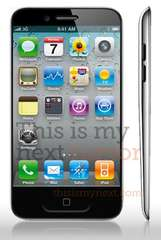 Discredited iPhone 5 Rumor