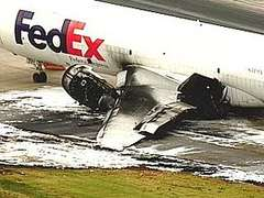 Fed Ex Flight 705