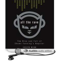 All the Rave on Audible