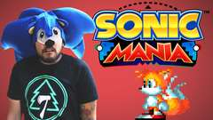 RETRO PORTAL REMIX • Sonic Mania Gameplay