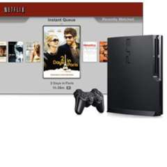Disc Free Netflix on PS3 and Wii