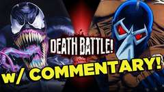 Venom VS Bane w/ Commentary