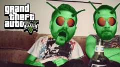 GREEN LIVES MATTER - GTA 5 Gameplay