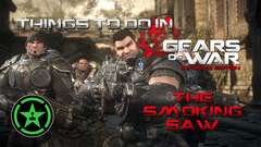 Gears of War UE - The Smoking Saw