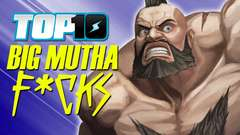 Top 10 BIG Mutha F*cks in Video Games