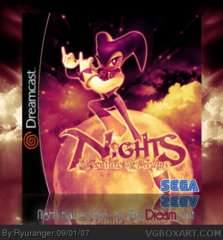 Nights (on Dreamcast)