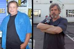 Mark Hamill Side by Side