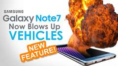 Samsung Galaxy Note 7 is a DEATH TRAP (please stop using it)