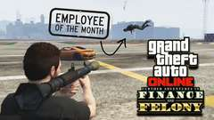 EMPLOYEE OF THE MONTH - GTA 5 Gameplay