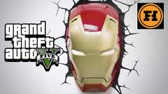 IRON MAN in GTA 5! - Mod Gameplay!